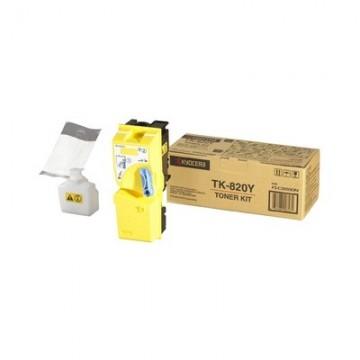 Cartus Toner Yellow TK-820Y Kyocera FS-C8100   (1T02HPAEU0 )