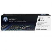 Dual Pack Cartus Toner HP 131X CF210XD 2X HP Laserjet Pro 200 M251N