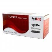 Poze Toner compatibil Redbox BLACK Q6000A/CRG-707BK  HP LASERJET 2600