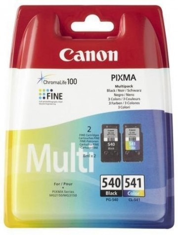 Poze Value Pack PG-540 / CL-541 Canon MG2150