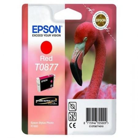 Poze Cartus Red C13T08774010 Epson Stylus Photo R1900