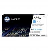 Cartus Toner Cyan HP 655A CF451A HP Laserjet Enterprise M652,M653,M681