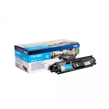 Cartus Toner Cyan TN326C Brother DCP-L8400, DCP-L8450, HL-L8250,  HL-L8350, MFC-L8650, MFC-L8850 , HL-L9200 ,