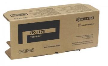 Cartus Toner TK-3170 Kyocera P3050 , P3055 , P3060
