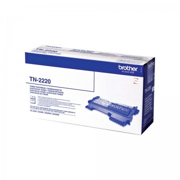 Cartus Toner TN2220 Brother 2845, DCP-7060, DCP-7065, DCP-7070, HL-2240, HL-2250, MFC-7360, MFC-7460 ,