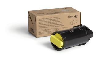 Cartus toner Yellow  106R03883 Xerox Versalink C500 C505 (mare capacitate)