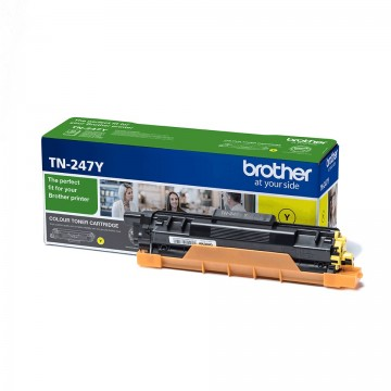 Poze CARTUS TONER YELLOW TN247Y BROTHER DCP-L3510,L3550,HL-L3210, HL-L3270 ,
