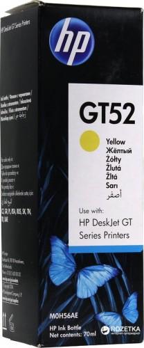 Poze Cartus Yellow HP Gt52 M0H56AE Original HP Deskjet Gt 5810