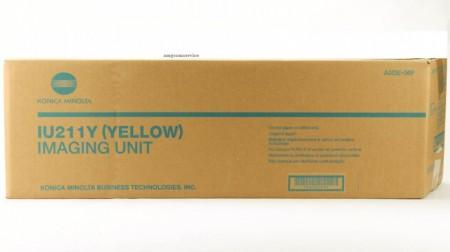 Poze Unitate Imagine Yellow IU-211Y   Minolta Bizhub C203 Bizhub C253,( A0DE06F )