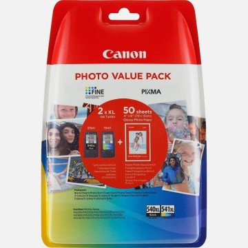 Value Pack PG-540XL + Cl-541XL Canon MG2150