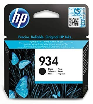 Cartus Black HP 934 C2P19AE Original HP Officejet Pro 6830 E-AIO