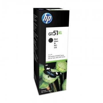 Poze Cartus Black HP GT51XL X4E40AE Original Hp Ink Tank 415 Aio