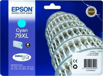 Poze Cartus Magenta 79XL Epson Workforce Pro WF-5110/5190/5620/5690,  C13T79034010