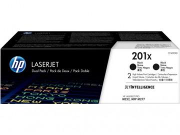 Cartus Toner Black HP 201X CF400X HP Laserjet Pro M252 , Pro M274 , Pro M277