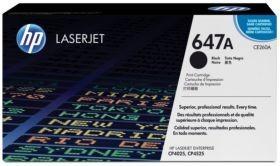 Poze Cartus Toner Black HP 647A CE260A HP Laserjet CP4025N