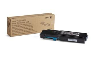Cartus toner Cyan 106R02233 Xerox Phaser 6600N .Workcentre 6605