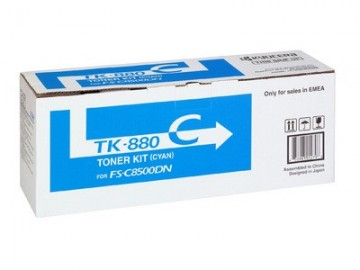 Cartus Toner Cyan TK-880C Kyocera FS-C8500  ( 1T02KACNL0 )