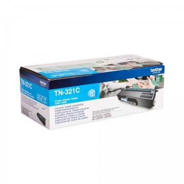Cartus Toner Cyan TN321C Brother DCP-L8400, DCP-L8450,MFC-L8850, HL-L8250, HL-L8350, HL-L9200, MFC-L8650,