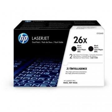 Cartus Toner HP 26X CF226XD 2X9K HP Laserjet Pro M402 ,Pro M426