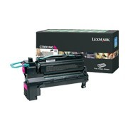 Cartus Toner Return Magenta C792X1MG  Lexmark C792