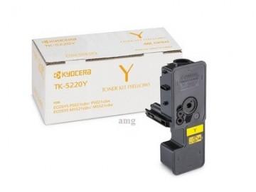 Cartus Toner Yellow Tk-5220Y Kyocera Ecosys M5521 (1T02R9ANL1 )