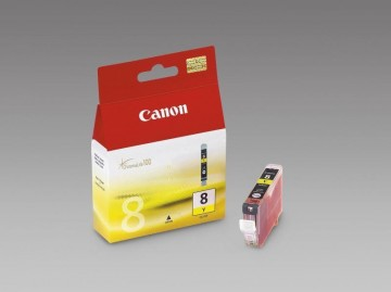 Poze Cartus Yellow CLI-8Y Canon IP4200