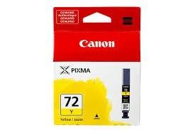 Cartus Yellow PGI-72Y Canon Pixma Pro 10