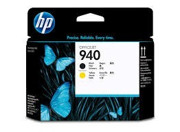 Poze Cap Imprimare Black & Yellow HP 940 C4900A Original HP Officejet Pro 8000