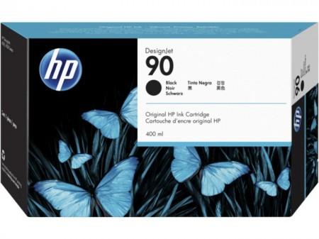 Poze Cartus Black HP 90 C5058A  Original HP Designjet 4000