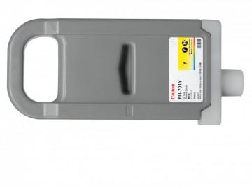 Cartus cerneala Yellow PFI-701Y Canon IPF 8000 IPF 9000  IPF 9100