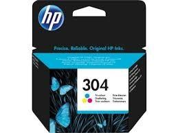 Cartus Color HP 304 N9K05AE Original HP Deskjet 2620