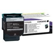 Cartus Toner Black Return C540A1KG Lexmark C540, C543, C544, X543, X544, X548