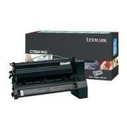 Poze Cartus Toner Black Return C780A1KG  Lexmark C780, C782, X782