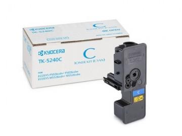 Cartus Toner Cyan Tk-5240C Kyocera M5526 / M5026 ( 1T02R7CNL0 )