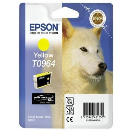Poze Cartus Yellow C13T09644010 Epson Stylus Photo R2880