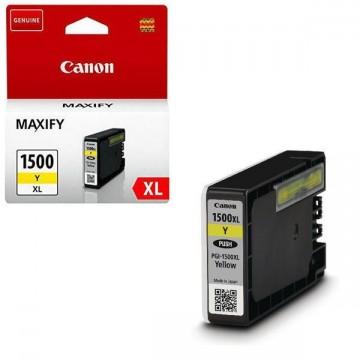 Cartus Yellow PGI-1500XLY Canon MAXIFY MB2050