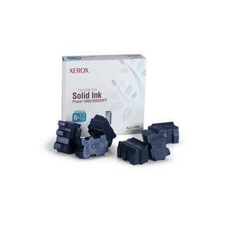Cerneala solida Cyan 108R00817 Xerox Phaser 8860