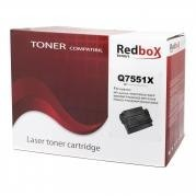 Poze Toner compatibil Redbox Q7551X HP LASERJET P3005