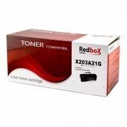 Toner compatibil Redbox X203A21G Lexmark X203,X204