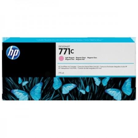 Poze Cartus Light Magenta HP 771C B6Y11A Original HP Designjet Z6200