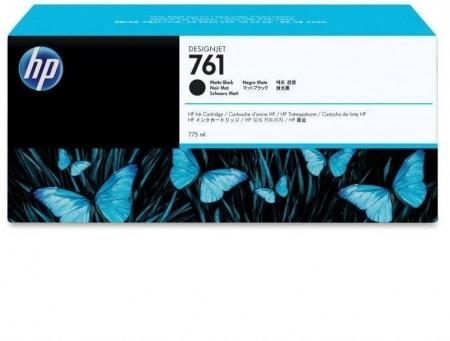Poze Cartus Matte Black HP 761 CM997A 775ml Original HP Designjet T7100