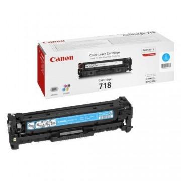 Cartus Toner Cyan CRG-718C Canon LBP 7200/7120/7660/7680, MF 8330/8340/8350/