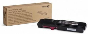 Cartus toner Magenta 106R02234 Xerox Phaser 6600N/ WorkCentre 6605
