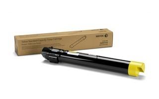 Cartus toner Yellow 106R01442 Xerox Phaser 7500
