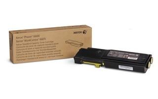 Cartus toner Yellow 106R02251 Xerox Phaser 6600 /WC 6605