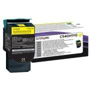 Poze Cartus Toner Yellow Return C540H1YG Lexmark C540, C543, C544, C546, X543, X544, X546, X548