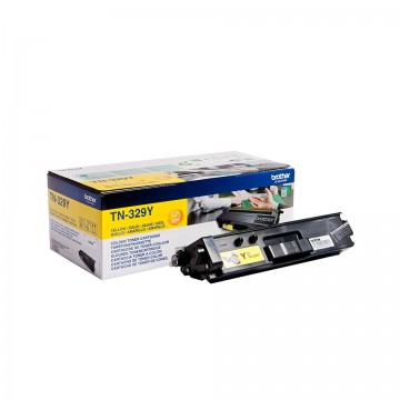 Poze Cartus Toner Yellow TN329Y Brother HL-L8350C , L9200 ,MFC-L8850C ( original)
