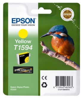 Poze Cartus Yellow C13T15944010 Epson Stylus Photo R2000