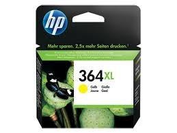 Poze Cartus Yellow HP 364XL CB325EE HP PhotoSmart D5460/5510/5511/C410B/C6380