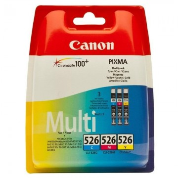 Poze MultiPack CMY CLI-526 Canon Pixma MG5150